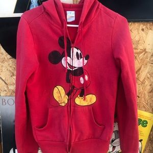 Mickey Mouse Disney Hoodie Sweater